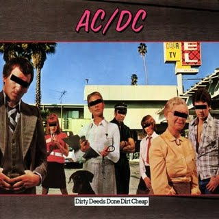 AC-DC - Dirty Deeds Done Dirty Cheap